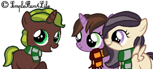 These Three by IsabellaSweets