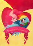 Hearts and Hooves Day by Rariedash