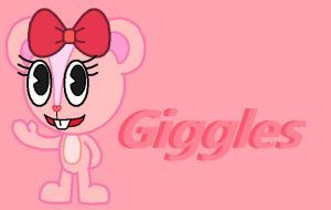HTF - Giggles -first try- by HTFNeoHeidi