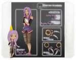 PA: Liatus Application by MelodicSoul