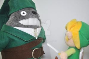 Totoro Link version-Totolink by tesumii