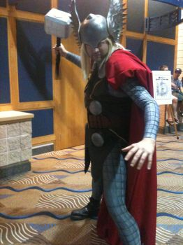 Metrocon 2012:Thor by RainbowsOfDarkness