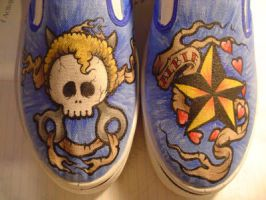 shoes for albie by mburk