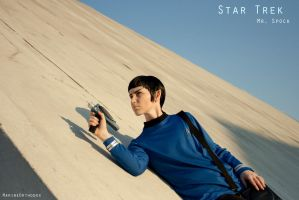 Cosplay - Spock IV by MarineOrthodox