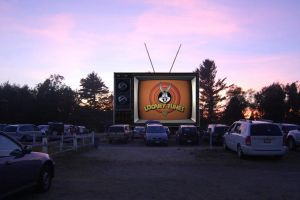 TV Drive-in by Musicman30141