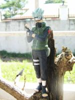 Action Figure: Kakashi by istian18kenji