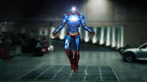 Super Ironman built by PABAGHEAD