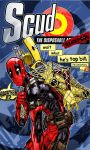 Scud Deadpool by lroyburch