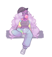 [AMETHYST] by Chibicmps