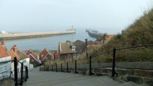 Whitby Steps (3) by PaulineMoss