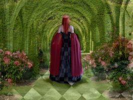 The Red Queen by Dellessanna