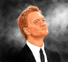 Barney Stinson by Lewis3222