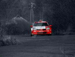 red clio by donfoto