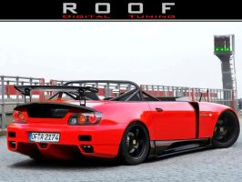 S2000 BARQUETABIPLAZA by ROOF01