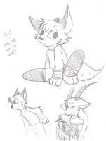 OH LOOK A WOLF PUP by SkitzOpheliac