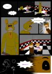 FNAF - Odd One Out Ch. 2 (Page 19) by Aggablaze