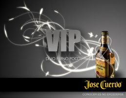 jose cuervo vip by davidzamoradesign