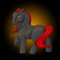 My Little Dracula by SparklersOasis