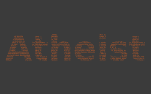 Famous Atheists by Lyk4n