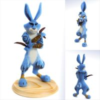 Easter bunny (Rise of the Guardians) by Irentoys