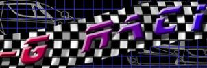 GNG Racing Logo by DFStormbringer