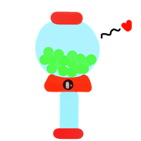 Gumball Machine Adopt: Original Specie (OPEN) by IreinicFantasy