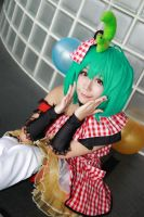 Ranka Lee - Raspberry Candy 01 by AmyDakota