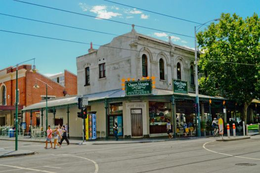 Queen Victoria Market by MCL1982