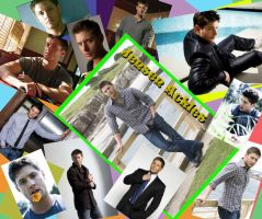 Jensen Ackles Collage by ais541890
