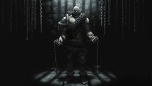 Hogar, Master of chains by DougFlinders
