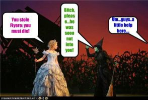 Catfight: Wicked-Style by EriksAngelOfMusic22