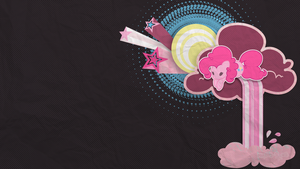 PinkiePie Desktop Wallpaper by Pandas-R-Us