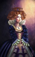 Queen of Andragonia by StylishDexterity