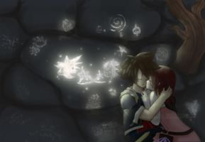 "KH II: ""AT LAST"" by LyingInWait"