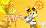Sonic Boom Wallpaper(Tails V3) by Millerwireless