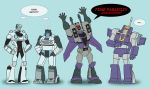 TF: G1 Meets Animated by TheMinttu