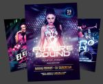 Electro Flyer Bundle Vol.07 by styleWish