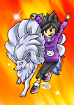 Game and Shiny Ninetales by Ccjay25
