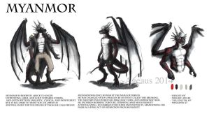 Myanmor Reference Sheet by Ageaus