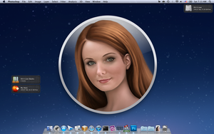OS X Lena by iTomix