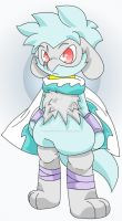 Zander The Riolu New Look In Hope In Darkness by TheCoolyArtist