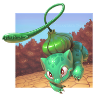 Bulbasaur used Vine Whip