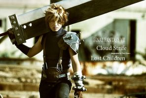 FFVII: Lost Children by qcamera
