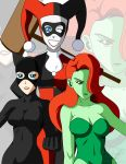 DCU: The Bad Girls Club by JayQC80