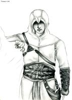 ALTAIR IBN LA AHAD by Chaosvin