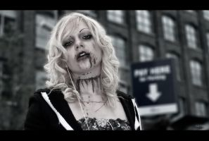 Walker - Toronto Zombie Walk by Jack-Nobre