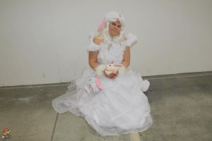 Mokona Cosplay 25 by LizCosplay1982
