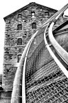 Metal and Stone: More Lines and Curves by basseca