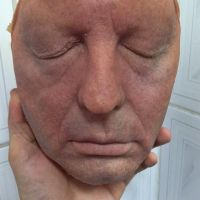 Silicone head study by glaucolonghi