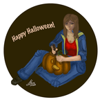 Happy Halloween! by MariAnrua